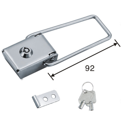 J602 DJ Case Lock