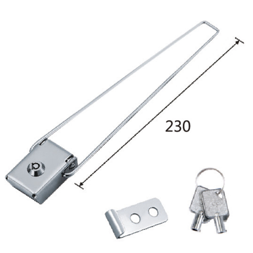 J604A Case Lock With Key