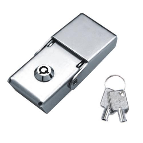 J605 Motorcycle Side Case Lock