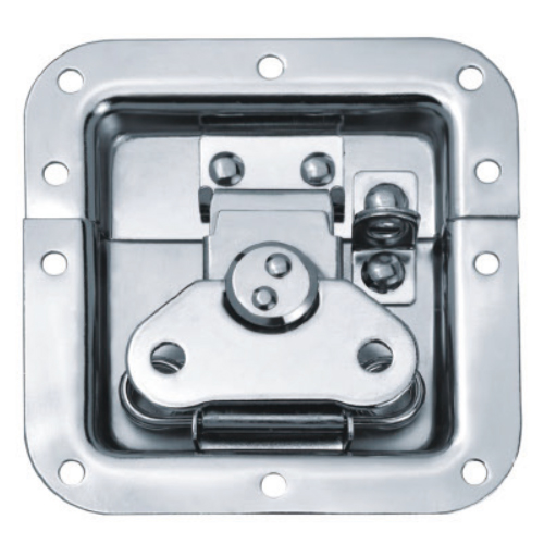 J907 Small Recessed Butterfly Latch