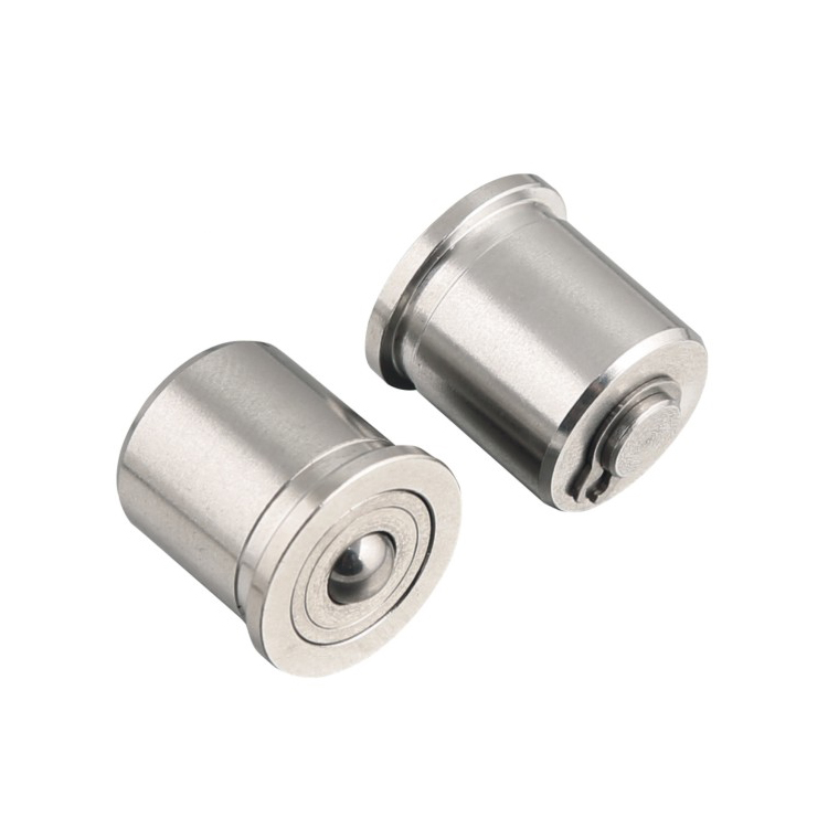 Stainless Steel Ball Transfer Units